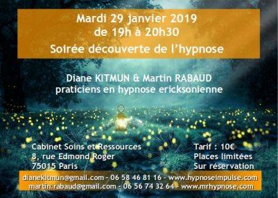soirée découverte de l'hypnose_flyer A6
